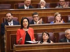 El PSOE reitera su apoyo al Gobierno y acusa a Rivera de oportunista