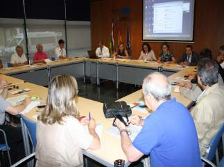 Reunión del Consejo Riojano de Salud