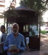 Ruiz Tutor, ante el Punto de Lectura