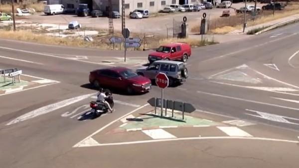 La carretera más peligrosa de España