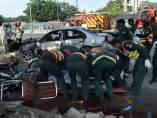 atentado suicida Pakistán