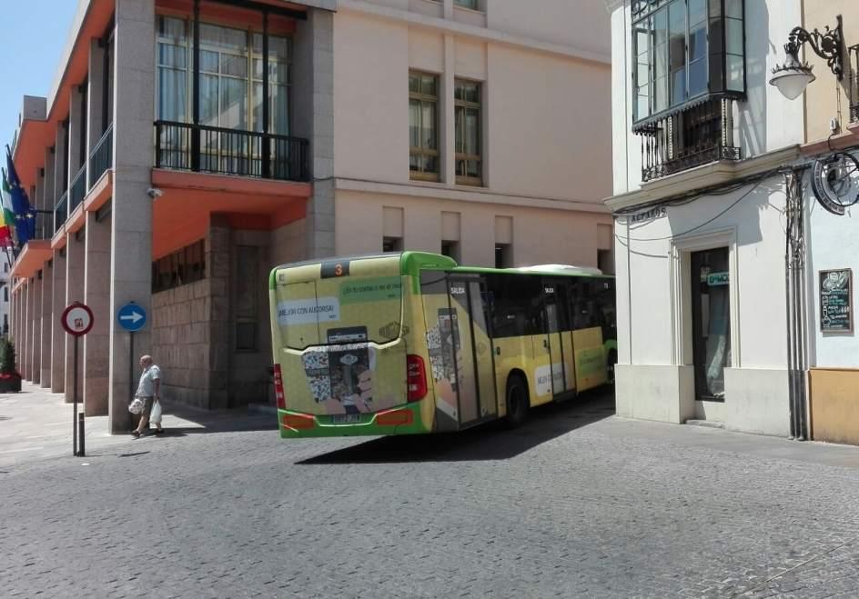 Ugt aplaude la compra de 26 nuevos autobuses de gas for Compra de comedores nuevos