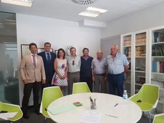Acuerdo entre Caja Rural del Sur y Agroquivir SCA.