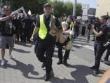Manifestación a favor de la reforma del Tribunal Supremo en Polonia