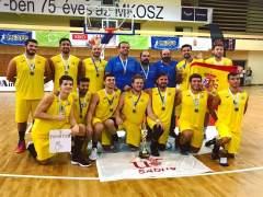 La US se proclama subcampeona de Europa de baloncesto