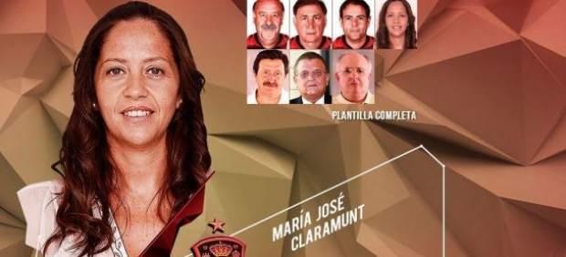 Sigue la crisis en la RFEF: María José Claramunt, despedida como directora de la selección