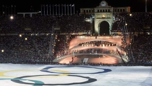 Juegos Olímpicos De Barcelona 1992.