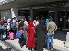 """España podría """"superar"""" la media de reubicación de refugiados acogiendo 500 más al mes"""