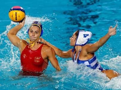 Mundial de waterpolo femenino