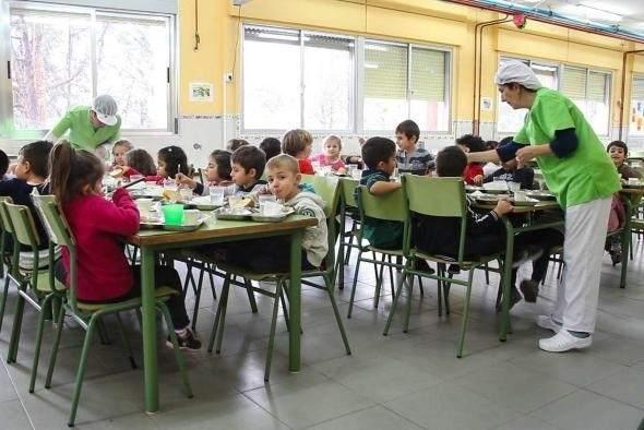 Castilla la mancha conceder ayudas de comedor for Ayudas para comedor escolar