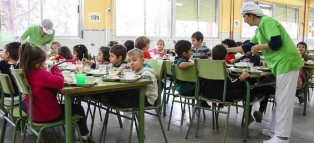 castilla-la mancha concederá 13.360 ayudas de comedor escolar para