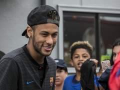 El clan Neymar quiere garantías del PSG