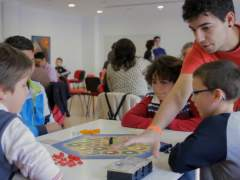 Los juegos de mesa llegan a las aulas, para aprender divirtiéndose