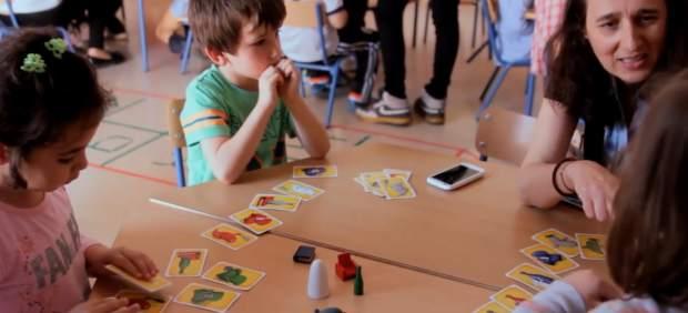 Los Juegos De Mesa Llegan A Las Aulas Para Aprender Divirtiendose