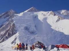 Rescate de alto riesgo en el Gasherbrum II: salvan la vida a un italiano