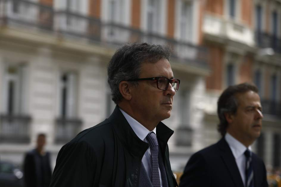 Jordi Pujol Ferrusola, castigado en Soto del Real por trapichear con tarjetas de teléfono