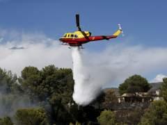 10.000 personas evacuadas por un incendio en el sureste de Francia