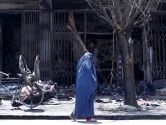 Al menos 26 soldados muertos en un ataque talibán a una base militar en Afganistán