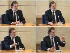 "Rajoy: ""Mis responsabilidades eran políticas, no económicas"""
