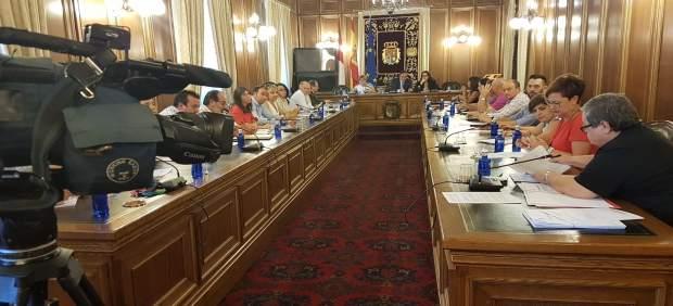 Diputación pleno