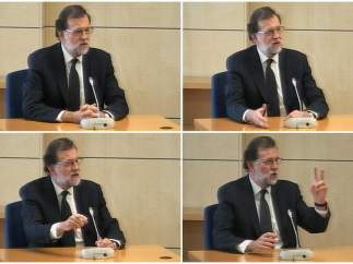 Rajoy declara en la Audiencia Nacional por Gürtel