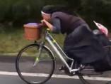 La monja más rápida del mundo