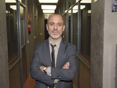 Javier Gutiérrez en 'Estoy vivo'