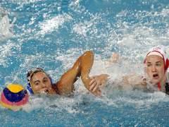 El equipo español de waterpolo femenino llega a la final del Mundial de Budapest