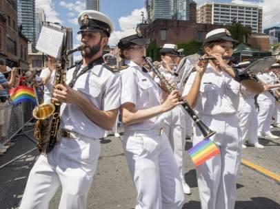 Ejército de Canadá, homosexuales