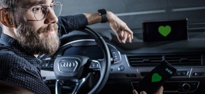 Funcionamiento del Audi Fit Driver