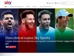 Sky llegará este añoa España para competir con HBO y Netflix