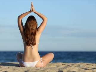 Un estudio desmiente que practicar 'Brikam yoga' sea mejor para el corazón