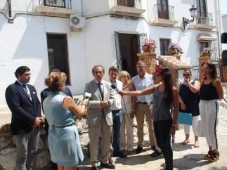 Decano del Colegio de Abogados de Málaga, Francisco Javier Lara
