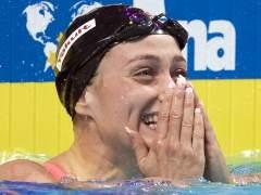 Mireia Belmonte, campeona del mundo de los 200 mariposa