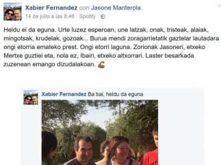 Xabier Fernández