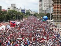 """Maduro prohíbe las protestas que puedan """"perturbar"""" la Constituyente"""