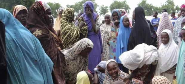 Boko Haram ha usado este año a 83 menores, la mayoría niñas, en Nigeria como bombas humanas