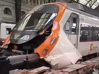 Cabeza del tren
