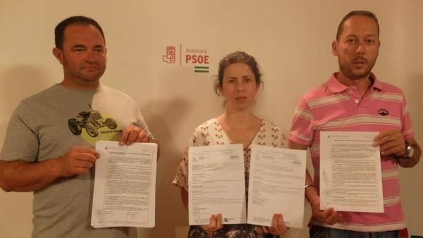 Denuncia PSOE