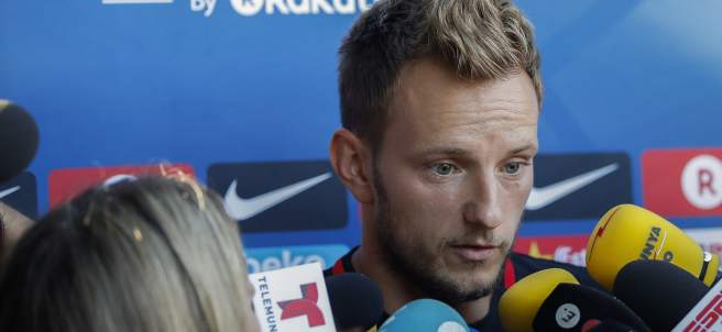 Rakitic en Miami