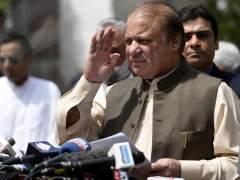 Nawaz Sharif, ya ex primer ministro de Pakistán.