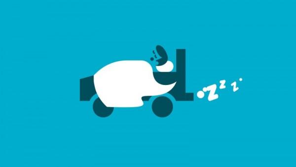 Somnolencia al volante
