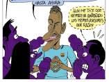 Neymar y Rajoy