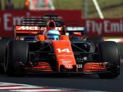 McLaren confirma sus progresos en Hungría: Alonso, octavo