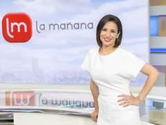 Silvia Jato vuelve a presentar 'La mañana' de La 1 en verano