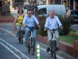 Nuevo carril bici de El Prat
