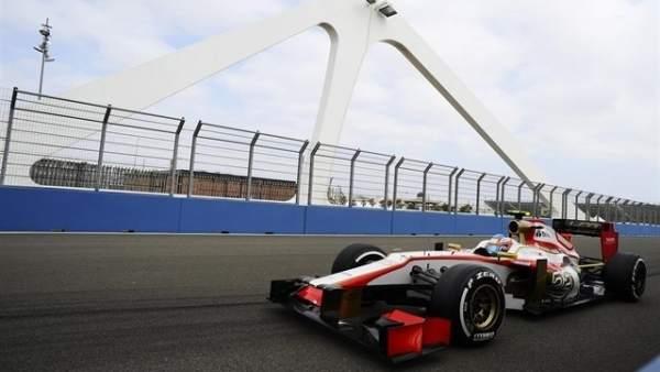 Gran Premi de Fórmula 1 a València