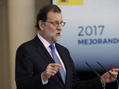 Rajoy anuncia un recurso ante el TC contra la reforma para la separación de Cataluña