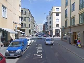Atropello Helsinki