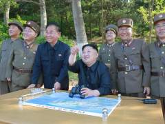 """Kim Jong-Un: """"Todo EE UU está ahora a nuestro alcance"""""""